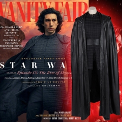 Star Wars Episode IX: The rise of skywalker Kylo Ren Replica cosplay costume