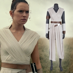Star Wars IX: The Rise of Skywalker Rey Cosplay Costume
