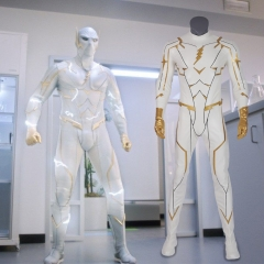 The Flash: Godspeed TV Cosplay Costume August Heart Costume Manluyunxiao