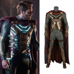 《Spider-man: Far from home》Mysterio Replica Cosplay Costume for Adult