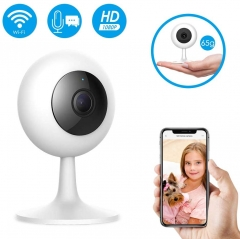 MI Wireless Security Camera 1080P, Xiaomi Smart Home WiFi Camera Surveillance System for Baby Parent Pet Monitor,Two-Way Audio,Night Vision,Motion Det