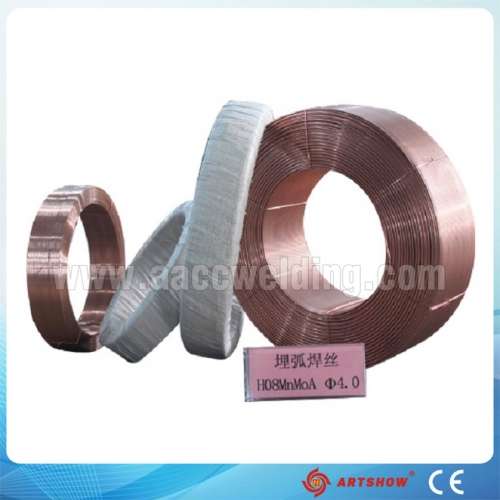Saw Submerged Arc Welding Wire Em12K H08A Em12 Eh14