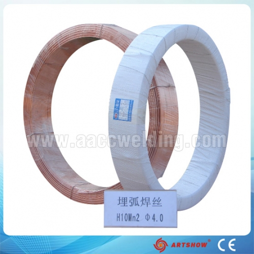 Submerge Arc Welding Wire Em12K Carbon Steel Copper