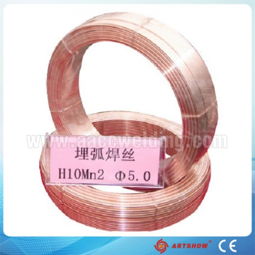 Copper Core CO2 Gas Shielded Submerged Arc Welding Wire
