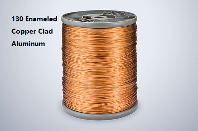 130 Enameled Copper Clad Aluminum Wire,ECW Wire
