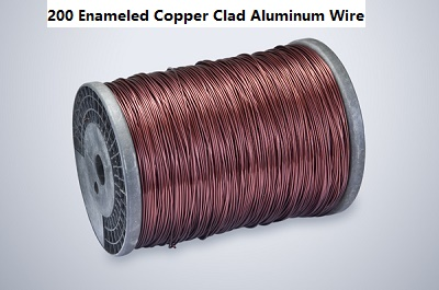 200Enameled Copper Clad Aluminum Wire,ECW Wire