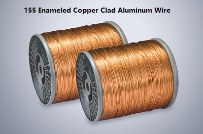 155 Enameled Copper Clad Aluminum Wire,ECW Wire