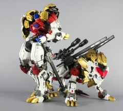 NeoArt Leonidas Prime Lion King White