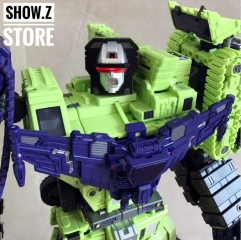 Toyworld TW-C07 Constructor Full Set Devastator