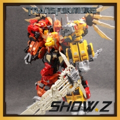 [New In Box] Jinbao Feral Rex OS Predaking