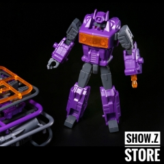 KuBianBao KBB Shockwave Gunpla Version