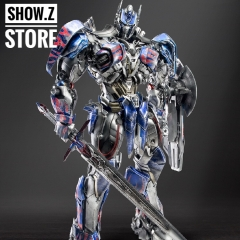 Comicave Studios 1/22 Optimus Prime Figure w/ Extra Head
