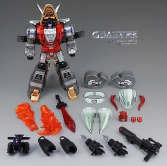 [Pre-Order] GigaPower HQ-02 Grassor Metallic Version