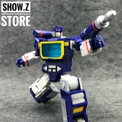 Mech Planet Hot Soldiers HS03 Mini Soundwave
