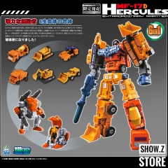 MechFansToys MFT MF-17D Hercules (Power Suit Included)