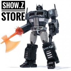 4th Party MP10K Optimus Prime Convoy Bape Black Camo Version