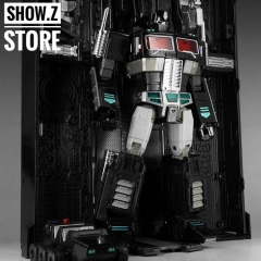 4th Party MP-10B Optimus Prime Black Version