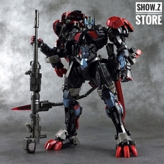 NeoArt Toys Leonidas Prime Lion Black Version