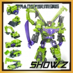 [US Only] Jinbao Transformers TFC Devastator Constructicons Collectible Figure No Box