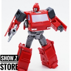 Mech Planet Hot Soldiers HS07 Irontin Mini Ironhide