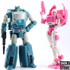 DX9 Toys War In Pocket X14 Leah X15 Toufold Set of 2