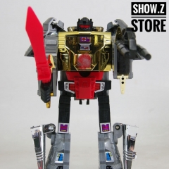 4th Party G1 Reissue Grimlock