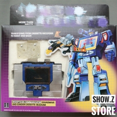 4th Party G1 Reissue Soundwave