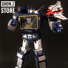 4th Party MP-13 Masterpiece Soundwave