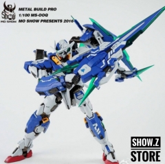1/100 MoShow Gundam MS-00Q Metal Build Pro