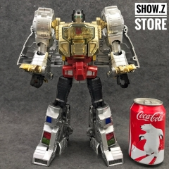 4th Party G1 Grimlock Scheme Oversized MP08