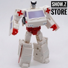 Mech Planet Hot Soldiers HS08 Mini Ambulance Ratchet