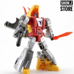 DX9 Toys War In Pocket X18 Bumper Slag