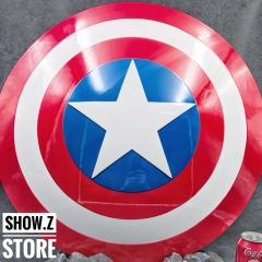 [ABS Made] V1.0 CATTOYS 1:1 Captain America Shield Comic Color Version Replica