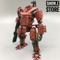 JoyToy Source Acid Rain Mecha The Thor Red Version