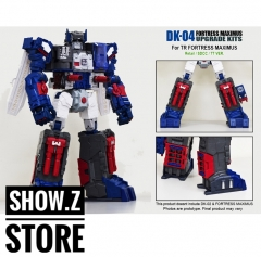 DNA Design DK-04 Fortress Maximus Foot Upgrade Kit