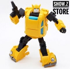 Mech Planet Hot Soldiers HS09 Digibash Bumblebee Goldbug