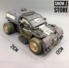 JoyToy Source Acid Rain Vehicle Rhinoceros Scout Car Ver.2
