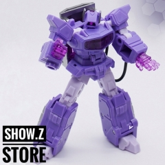 MechFanstoys MFT MS-35 Laserwave Shockwave MF-35 (KO IF-EX21 BRIDGEWATER)