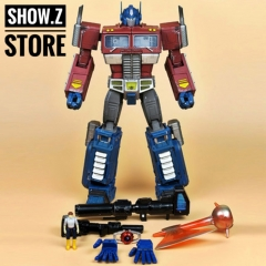 Weijiang WJ MPP10Z Oversized Optimus Prime Damaged Version