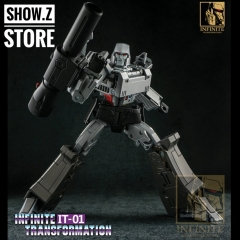 Infinite Transformation IT-01 Emperor of Destruction Megatron
