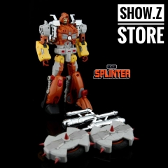 DX9 Toys D02S Splinter Wreck-Gar
