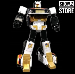 Zeta Toys EX-03B Jazzy Jazz Ricochet Black Version