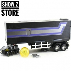 WeiJiang WJ MPP10B Optimus Prime Trailer Oversized Black Version