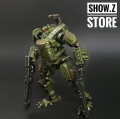 JoyToy Source Acid Rain Mecha The Thor Green Version