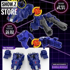 [Pre-Order] Perfect Effect PC-22 Perfect Combiner Upgrade Kit for POTP Starscream