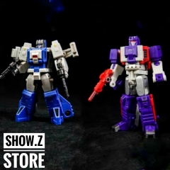 [Pre-Order] Unique Toys UT YM04 Palm Collection No Minds & Unhappy Highbrow Apeface
