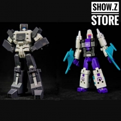 [Pre-Order] Unique Toys UT YM05 Palm Collection Day & Night Snapdragon Cerebros