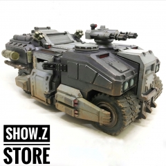 JoyToy Source Acid Rain Mammoth Armored Vehicle