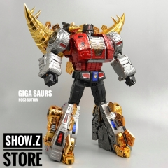 Gigapower HQ-03R Guttur Snarl Chrome Version Reissue