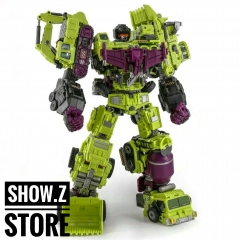 [Pre-Order] NBK Devastator TF Engineering Full Set of 6